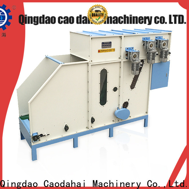 Caodahai practical bale opener machine manufacturer for commercial