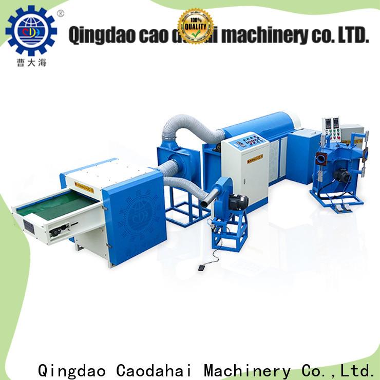 Caodahai ball fiber toy filling machine factory for plant