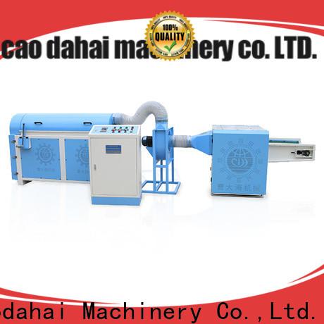 Caodahai top quality ball fiber filling machine factory for business