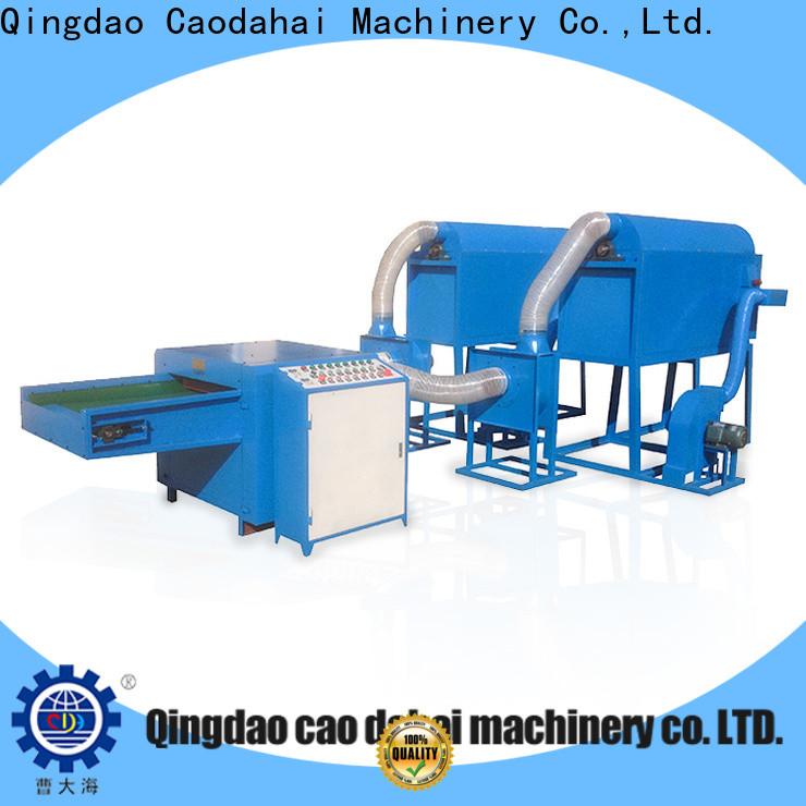 automatic fiber ball pillow filling machine design for production line