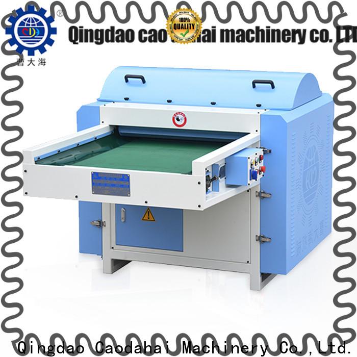 Caodahai cost-effective fiber opening machine design for manufacturing