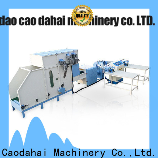 sturdy pillow manufacturing machine supplier for plant