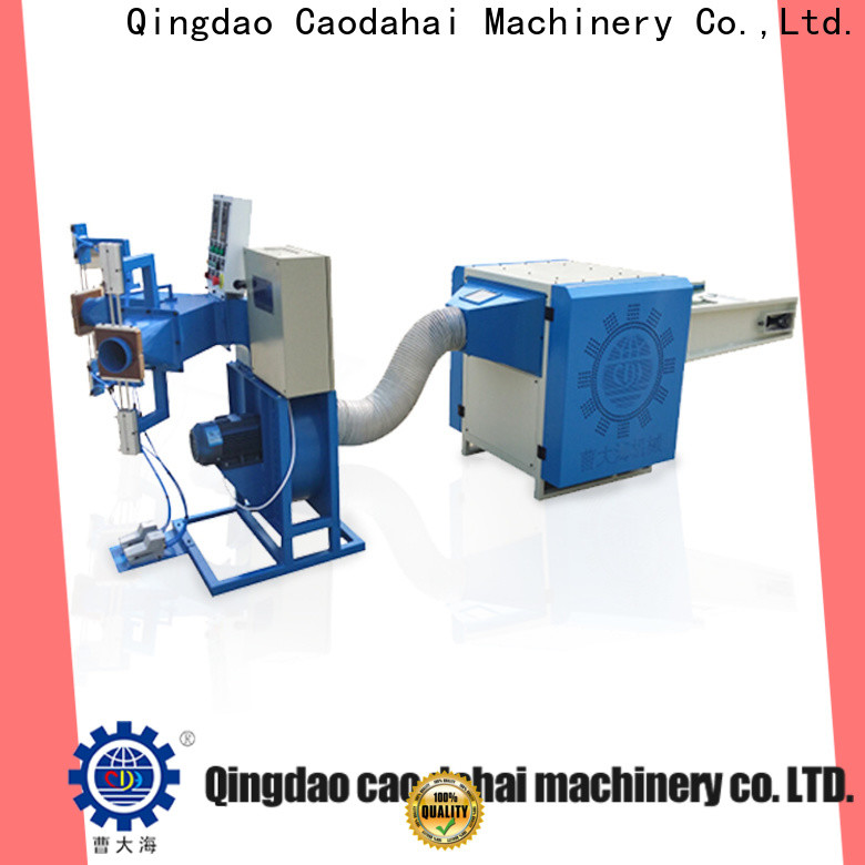 Caodahai pillow stuffing machine supplier for plant