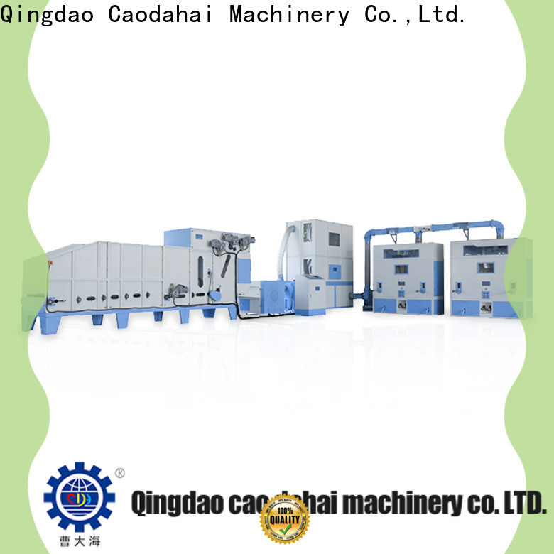 Caodahai certificated soft toy making machine price supplier for manufacturing