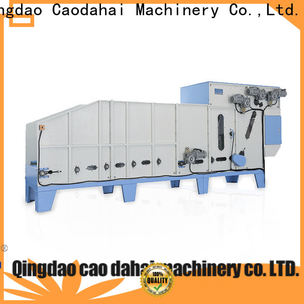 quality bale opener customized for commercial