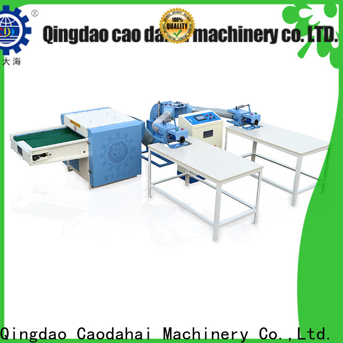 sturdy pillow filling machine personalized for plant