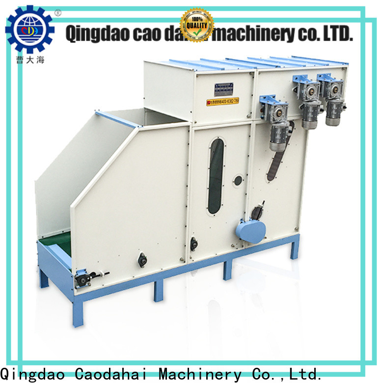 quality bale opening machine series for factory