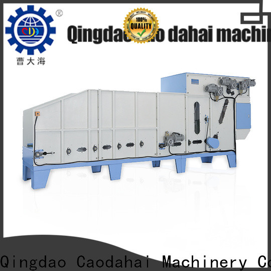 Caodahai quality bale opening and feeding machine series for commercial