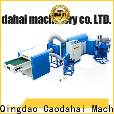 Caodahai ball fiber making machine with good price for work shop