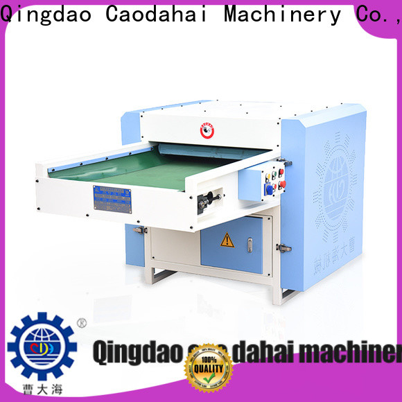 approved fiber opening machine manufacturers with good price for commercial