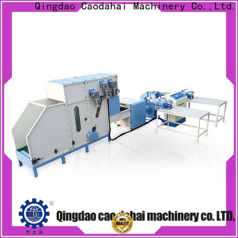 professional pillow filling machine wholesale for business