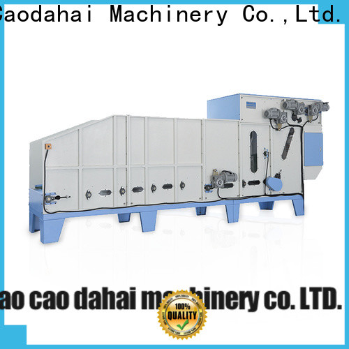 Caodahai practical bale opening and feeding machine from China for factory