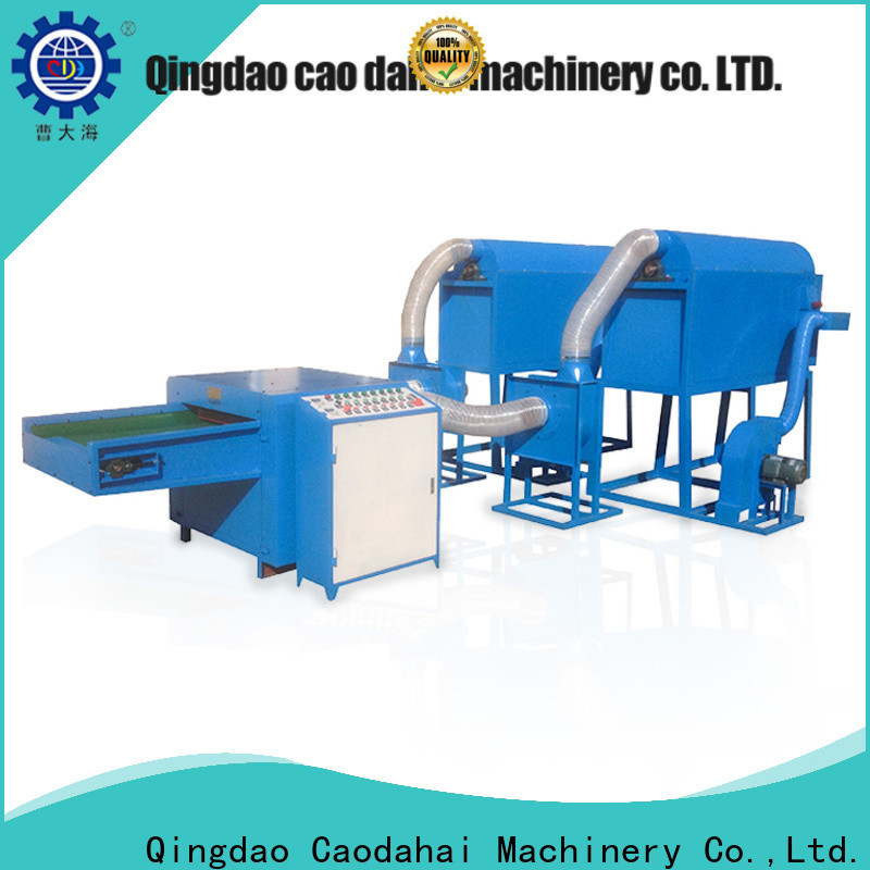 top quality ball fiber stuffing machine inquire now for business