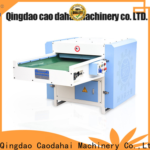 Caodahai fiber opening machine factory for commercial