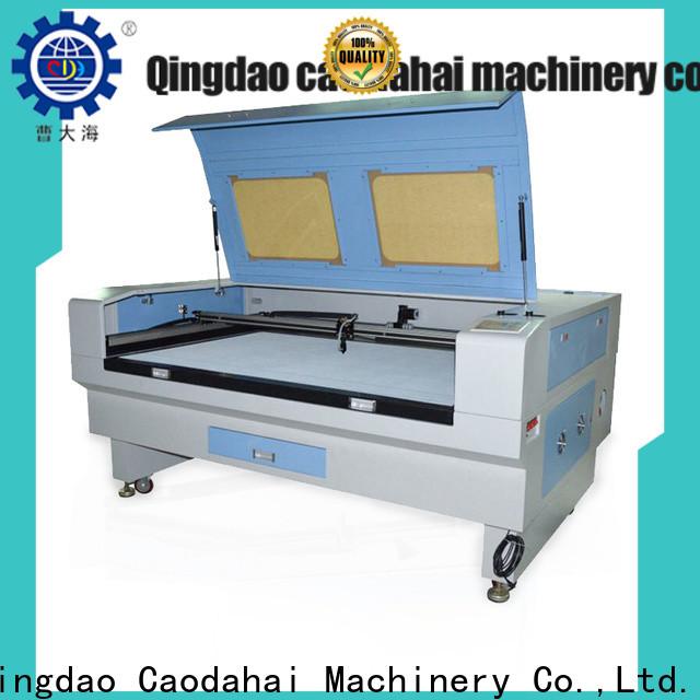 Caodahai practical cnc laser cutting machine series for production line