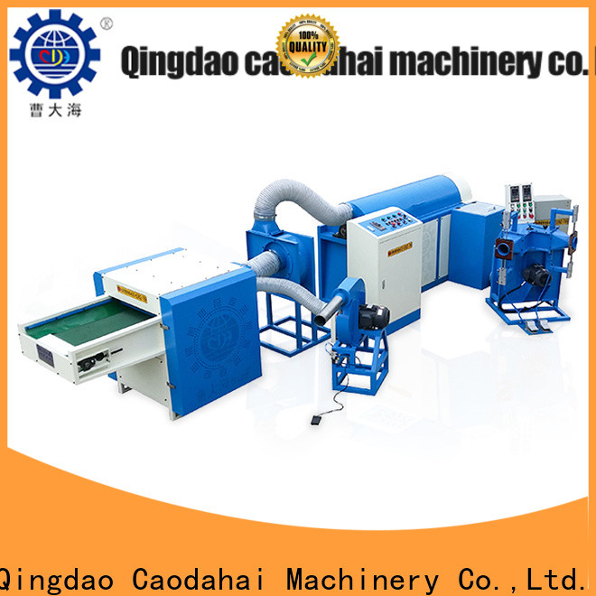 Caodahai cost-effective pearl ball pillow filling machine factory for work shop