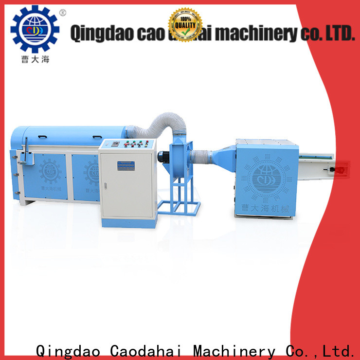 Caodahai pearl ball pillow filling machine with good price for business