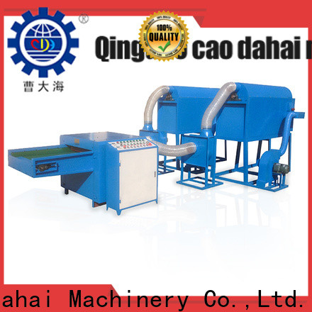Caodahai ball fiber toy filling machine factory for production line
