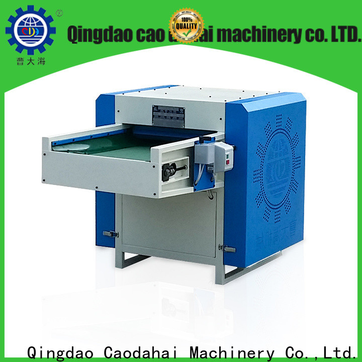 Caodahai top quality fiber opening machine manufacturers inquire now for manufacturing