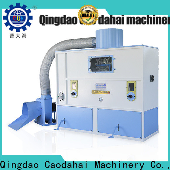 Caodahai sturdy soft toy making machine price supplier for industrial