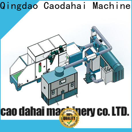 top quality ball fiber stuffing machine design for business