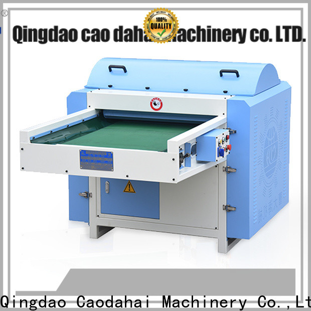 cost-effective fiber carding machine factory for manufacturing