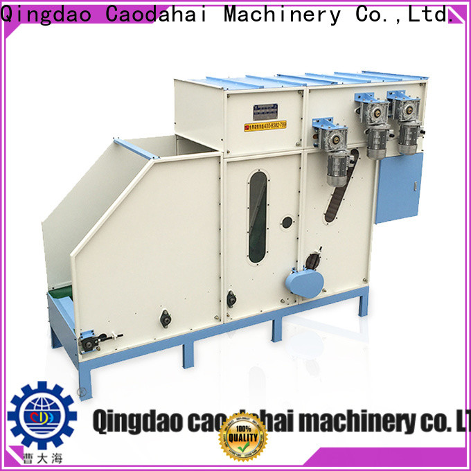 Caodahai bale breaker machine from China for factory