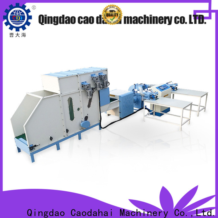 Caodahai sturdy pillow filling machine supplier for business