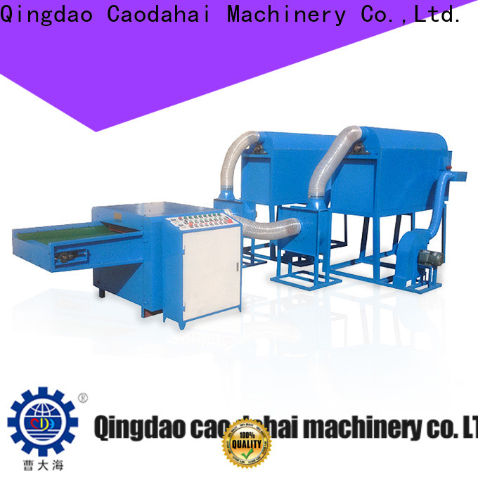 efficient ball fiber filling machine with good price for work shop