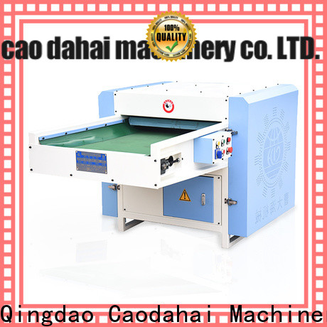 Caodahai efficient polyester opening machine with good price for commercial