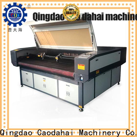 Caodahai cnc laser cutting machine series for production line