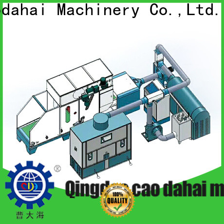 Caodahai cost-effective ball fiber filling machine with good price for business