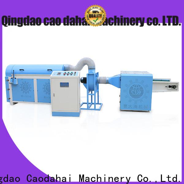 Caodahai ball fiber stuffing machine design for business