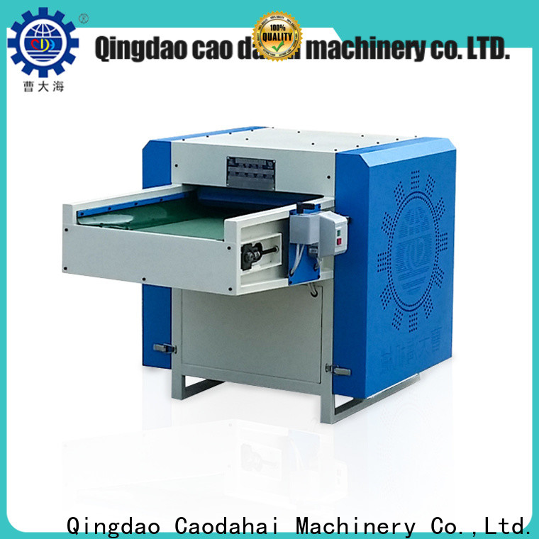 Caodahai polyester fiber opening machine with good price for industrial
