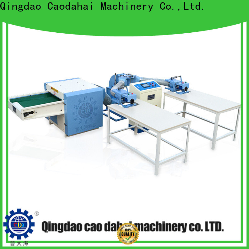 stable automatic pillow filling machine wholesale for plant