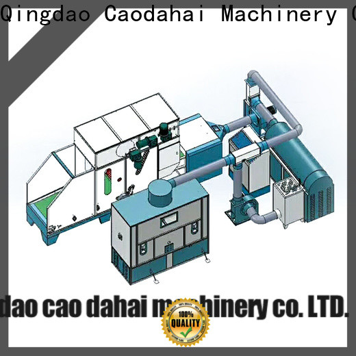 automatic ball fiber toy filling machine design for work shop