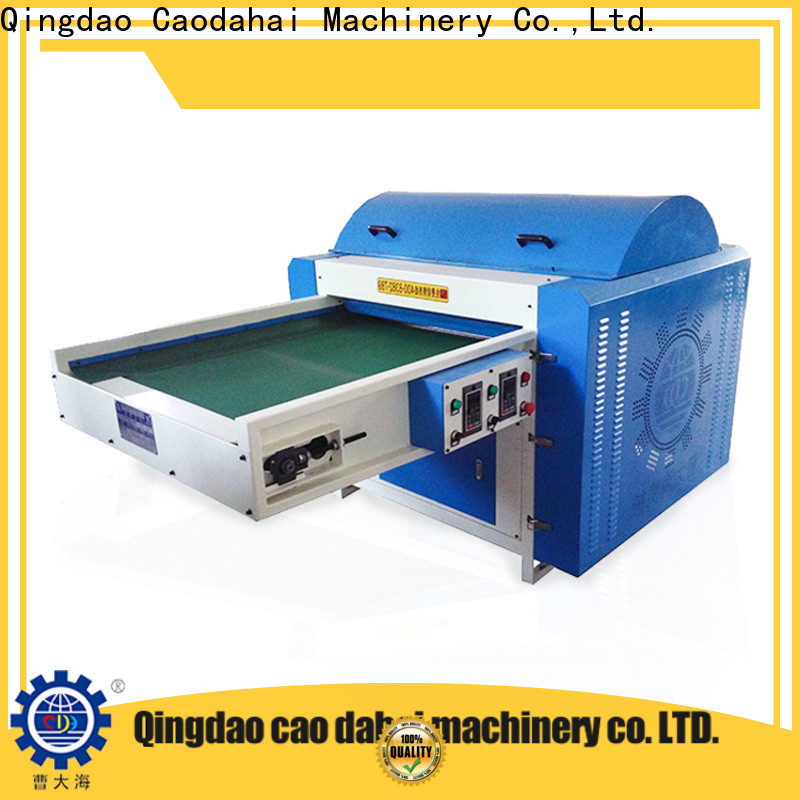 Caodahai top quality polyester opening machine inquire now for manufacturing
