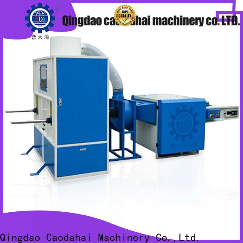certificated stuffed animal stuffing machine factory price for industrial