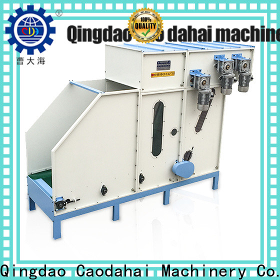 Caodahai practical bale opening and feeding machine from China for industrial