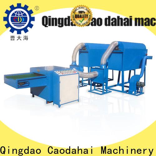 Caodahai ball fiber making machine inquire now for work shop
