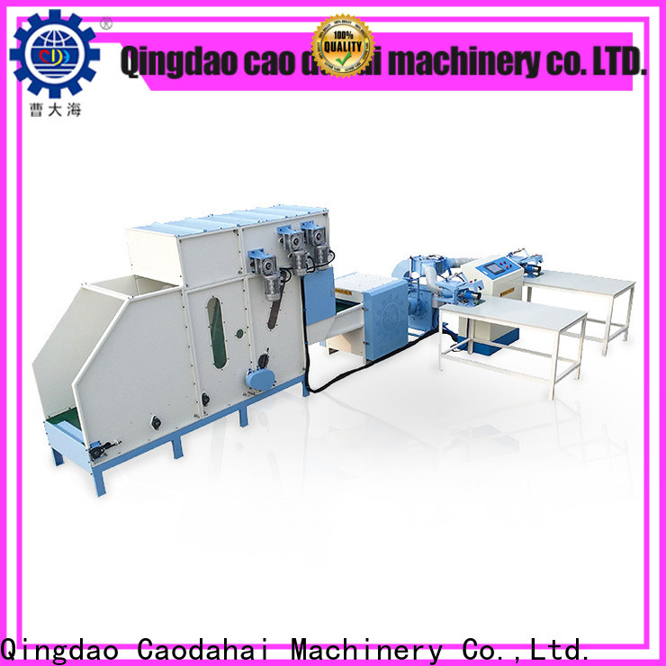 Caodahai professional pillow stuffing machine personalized for production line