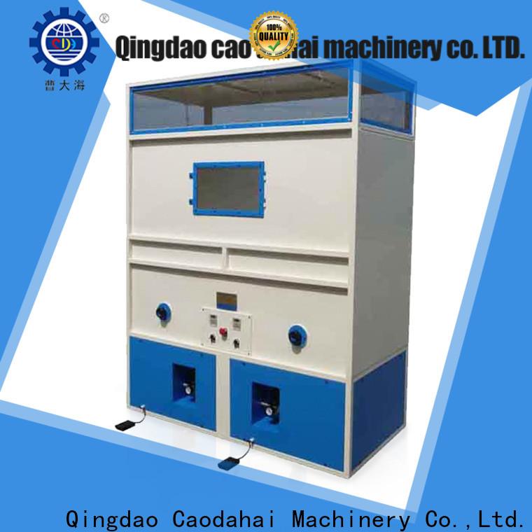 Caodahai sturdy toy stuffing machine supplier for industrial