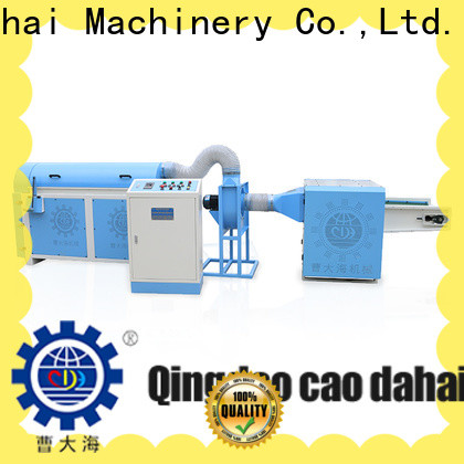 Caodahai ball fiber toy filling machine design for business