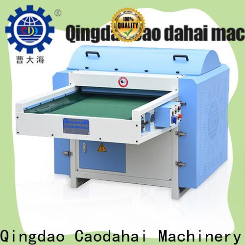 Caodahai efficient fiber opening machine manufacturers inquire now for manufacturing