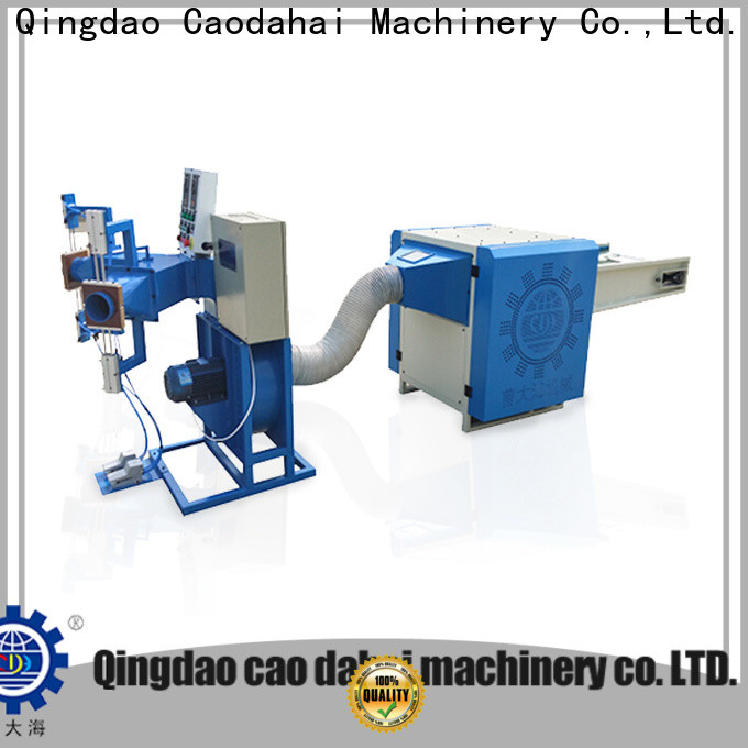 quality pillow manufacturing machine supplier for production line