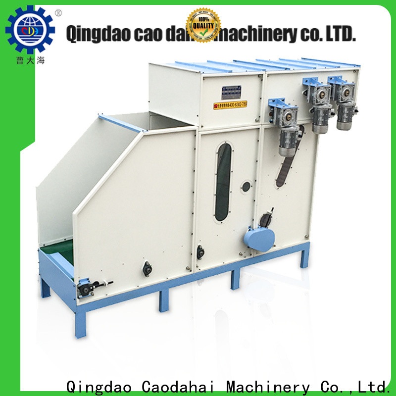 Caodahai hot selling mixing bale opener series for factory