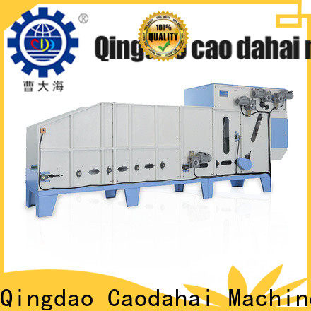 Caodahai bale opening and feeding machine directly sale for commercial