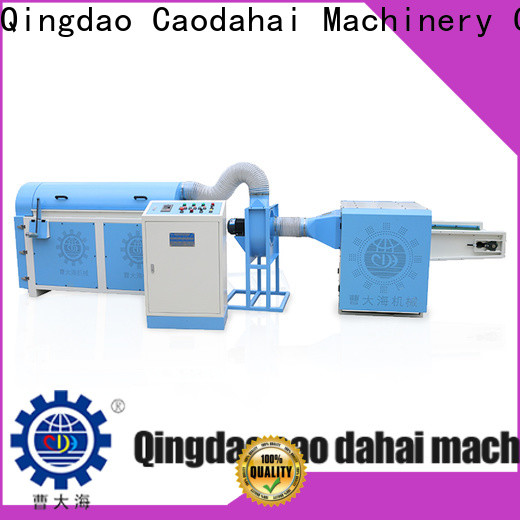 approved ball fiber stuffing machine inquire now for business