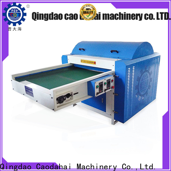 approved polyester opening machine design for industrial