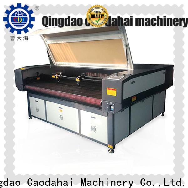 practical fabric laser cutting machine manufacturer for work shop